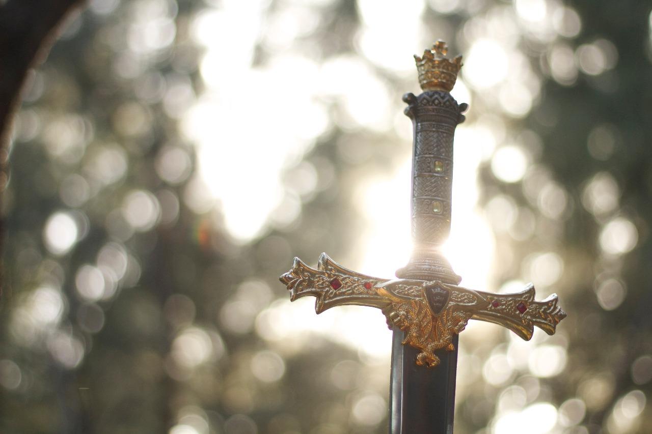 Jesus, Satan und die Schwerter
